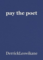 pay the poet