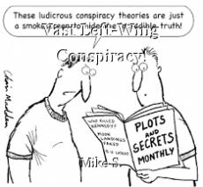 Vast Left-Wing Conspiracy!