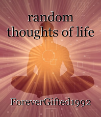 random thoughts of life