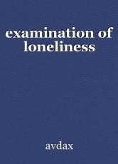 examination of loneliness