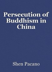 Persecution of Buddhism in China