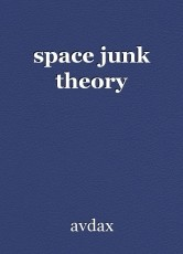 space junk theory