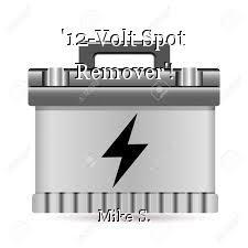 '12-Volt Spot Remover'!