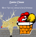 Santa Clause, or How Not to Contract Out Christmas