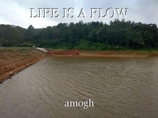 LIFE IS A FLOW