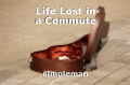 Life Lost in a Commute
