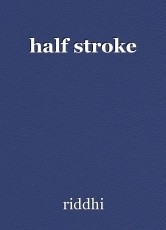 half stroke