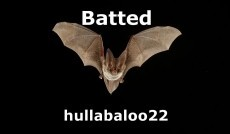Batted