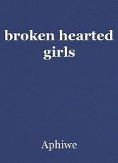 broken hearted girls
