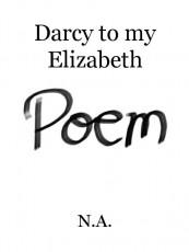 Darcy to my Elizabeth