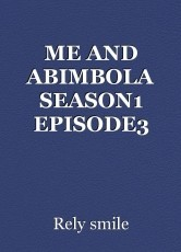ME AND ABIMBOLA SEASON1 EPISODE3