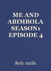 ME AND ABIMBOLA SEASON1 EPISODE 4