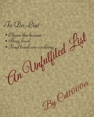 An Unfulfilled List