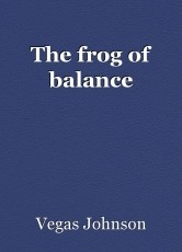 The frog of balance