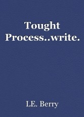 Tought Process..write.