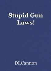 Stupid Gun Laws!