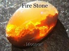 Fire Stone