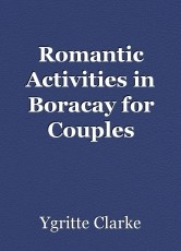 Romantic Activities in Boracay for Couples