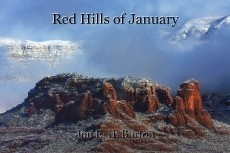 Red Hills of January