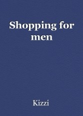 Shopping for men