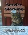 Service Slacking