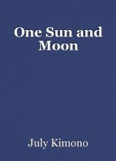 One Sun and Moon