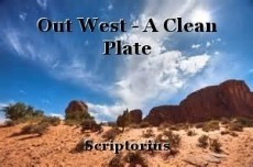 Out West - A Clean Plate
