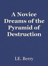 A Novice Dreams of the Pyramid of Destruction