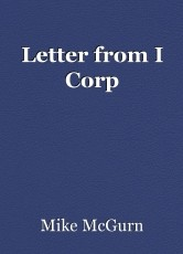 Letter from I Corp