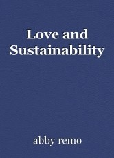 Love and Sustainability