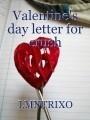 Valentine's day letter for crush