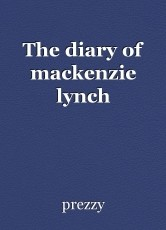 The diary of mackenzie lynch