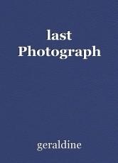 last Photograph