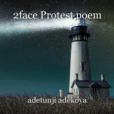 2face Protest poem