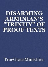 DISARMING ARMINIAN'S