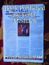 Book Published By Terfa  Meshach