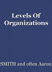 Levels Of Organizations