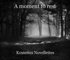 A moment to rest