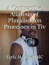 A Contrastive Analysis of Pluralisation Processes in Tiv and English