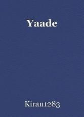 Yaade