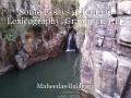 Some Essays in Kannad Lexicography, Grammar, ETC