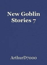 New Goblin Stories 7