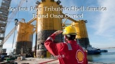 Joe Issa Pays Tribute to Shell Jamaica Brand Once Owned