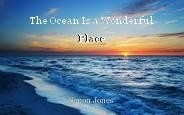 The Ocean Is a Wonderful Place