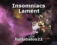 Insomniacs Lament