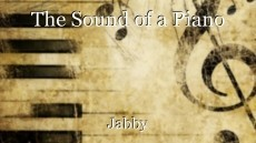 The Sound of a Piano