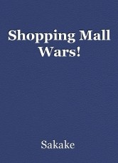 Shopping Mall Wars!