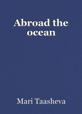 Abroad the ocean