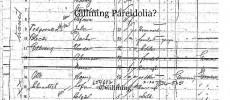 Gillming Pareidolia?
