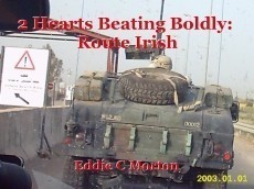 2 Hearts Beating Boldly:  Route Irish